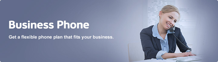 Business Phone Banner